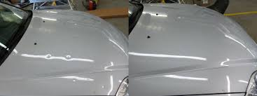 Hail Repair Before & After